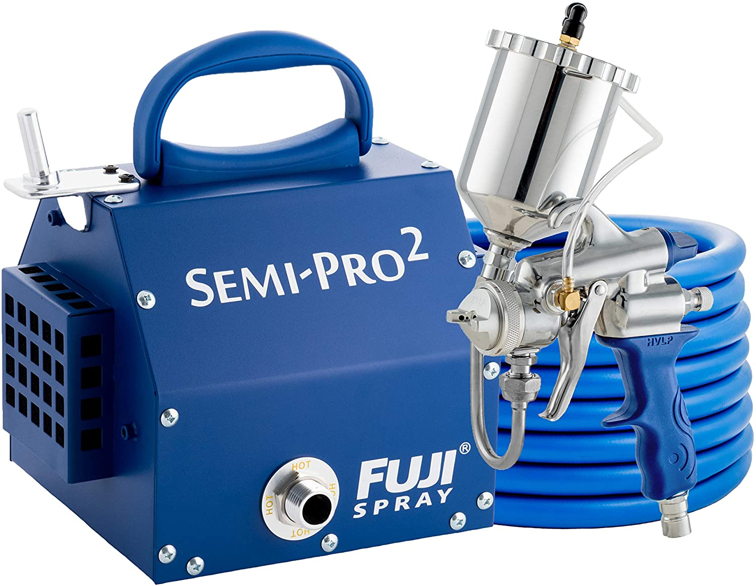 Fuji 2203G Gravity HVLP Spray System