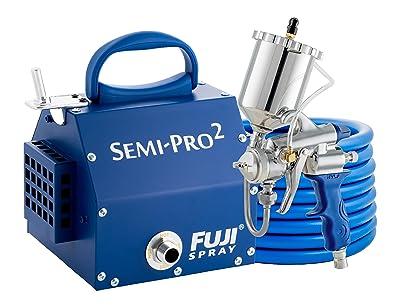 2.Fuji 2203G Semi-PRO 2 - Gravity HVLP Spray System