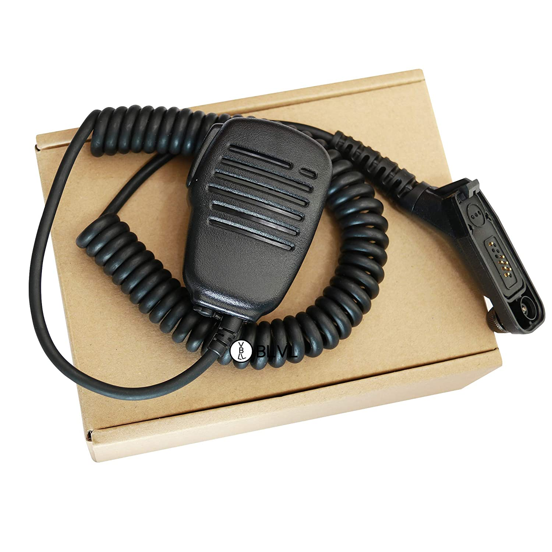 GSTZ Shoulder Speaker Mic Compatible for Motorola XPR7350 XPR7550 XPR6350 XPR6380 XPR6550 XPR6580 APX4000 APX6000 APX7000 XiR P8260 XiR P8268 Radio