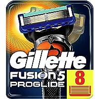 Gillette Fusion5 ProGlide Lamette di Ricambio per Rasoio, 8 Lamette