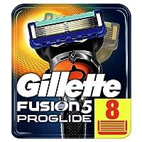 Gillette Fusion5 ProGlide Rasierklingen, 8 Stück, briefkastenfähige Verpackung