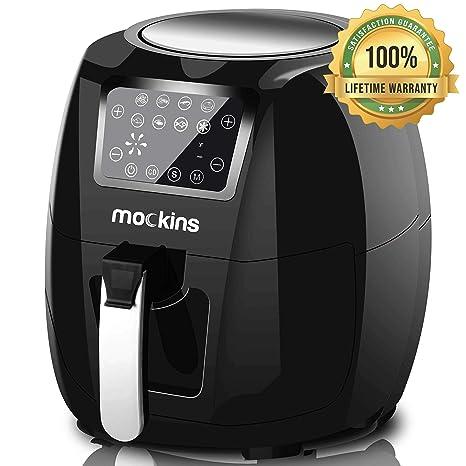 Amazon.com: Mockins La freidora de aire profesional súper ...