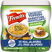 French's, Crunchy Toppers, Jalapeno, 140g