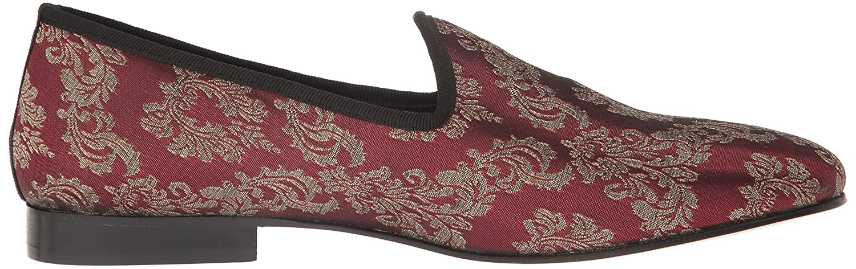 STACY ADAMS Men's Venice Slip-On Loafer, Burgundy Multi, Multi, Multi, 8 M US B01N46BCXT  5a2e81