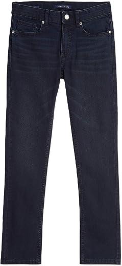 جينز أولادي كبير ضيق من كالفن كلاين