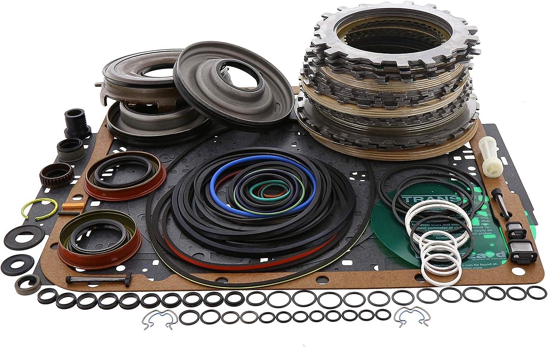 4l60e transmission rebuild