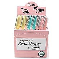 Professional Eyebrow Shaver Razor 36 Razors