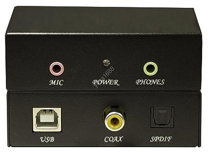 Caja de sonido externa Tarjeta de sonido canal 3d usb 7.1 A ...