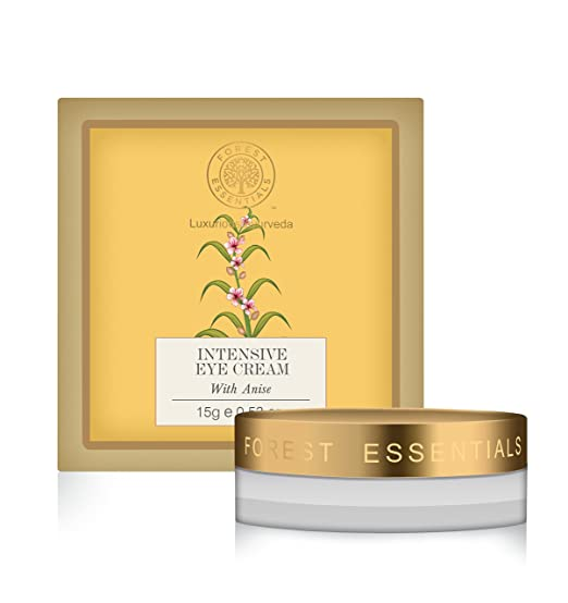 Forest Essentials Intensive Eye Cream with Anise