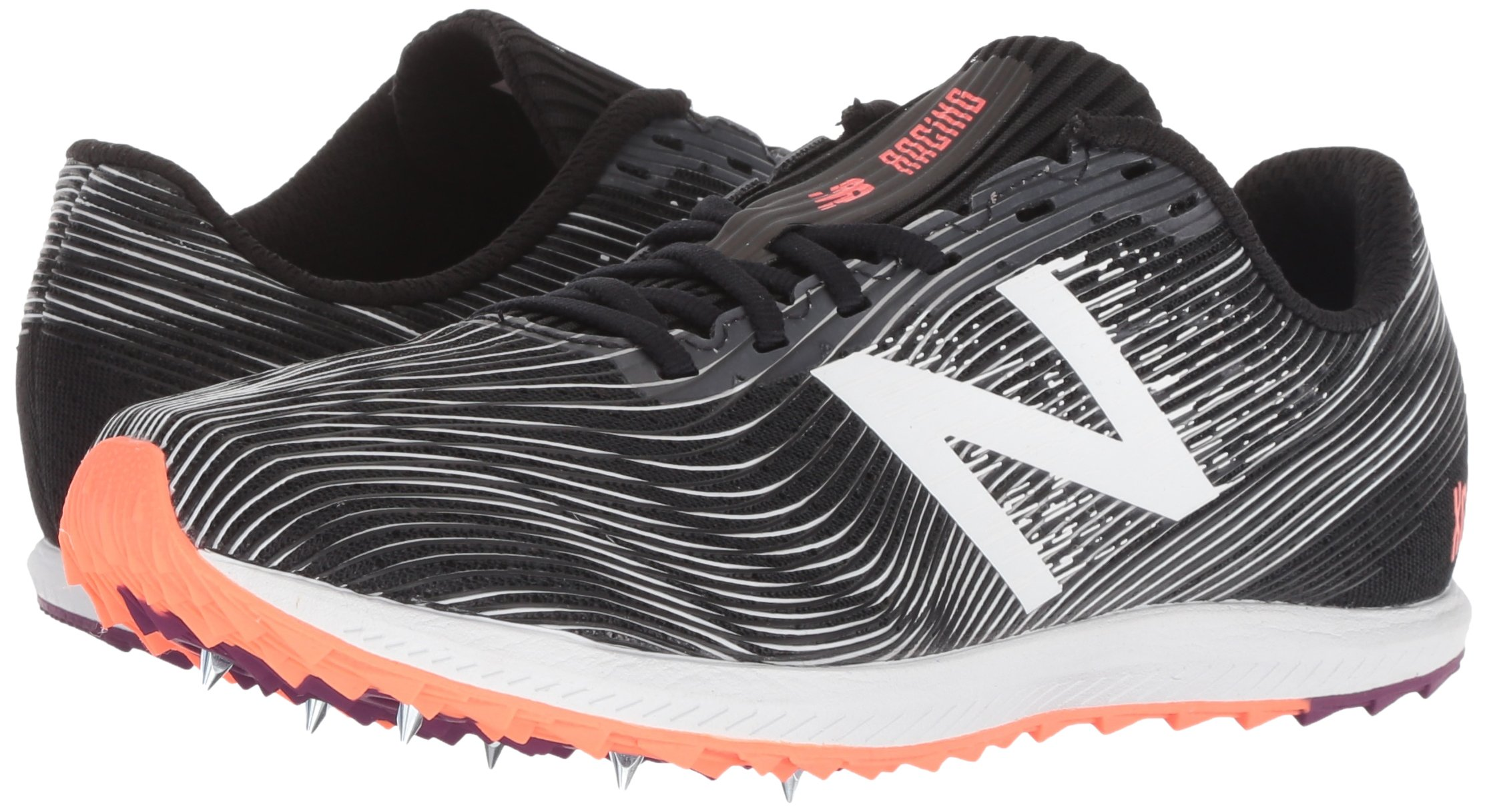 New Balance Women's 7v1 Cross Country Running Shoe Black, 5.5 B US by New Balance (Image #5)