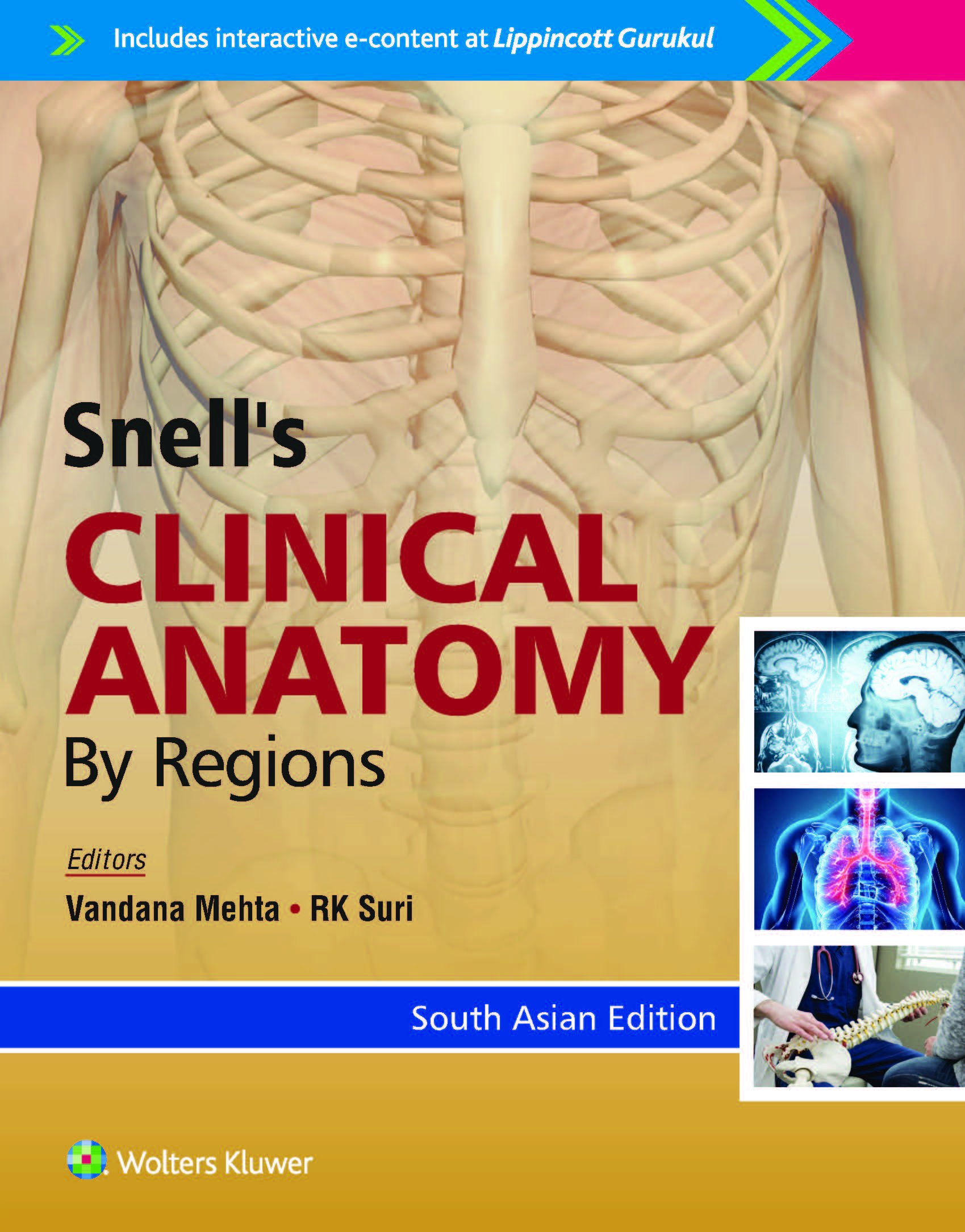 Buy Snell\'s Clinical Anatomy by Regions Book Online at Low Prices in ...
