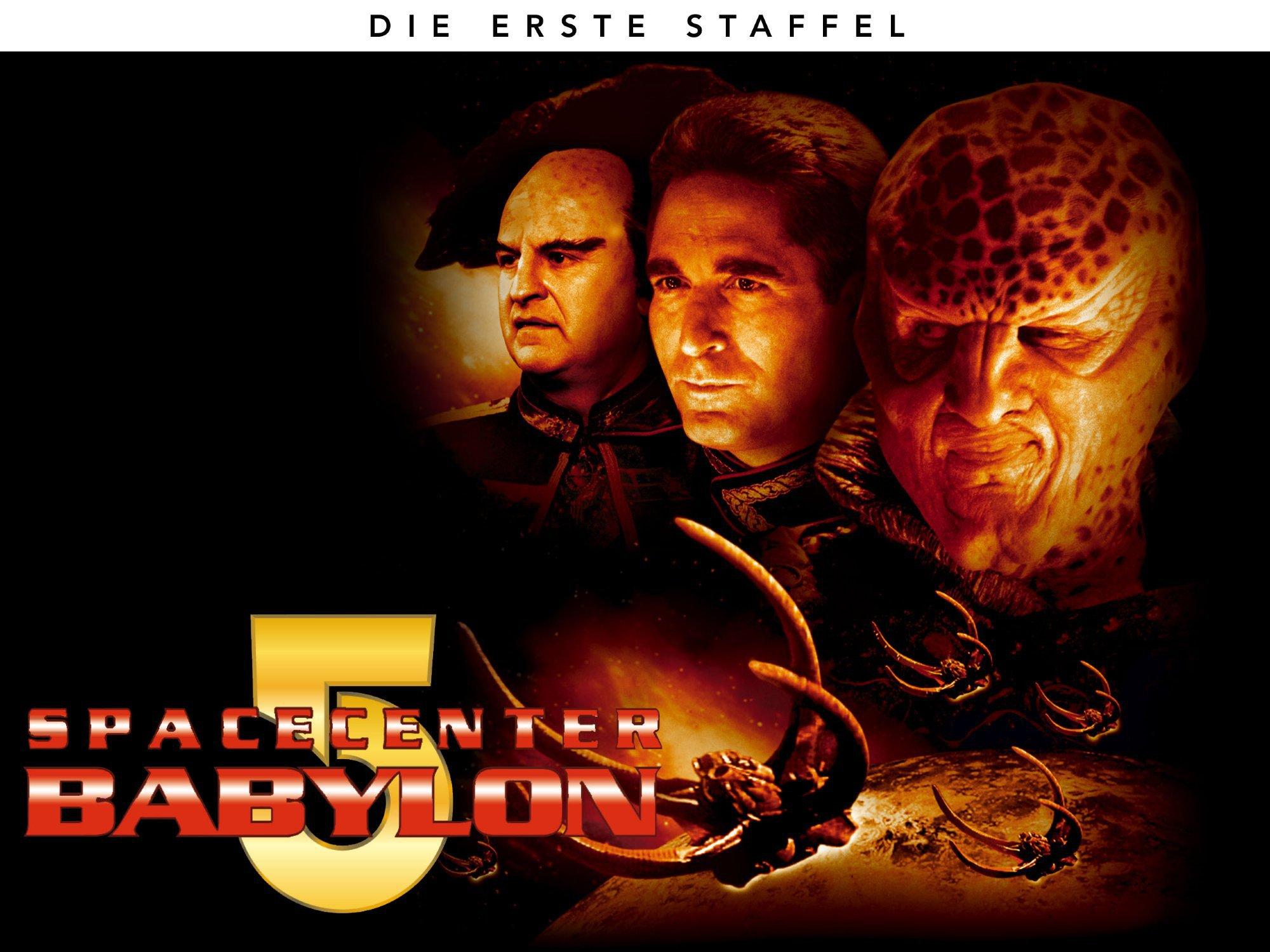Amazonde Babylon 5 Staffel 1 Ansehen Prime Video