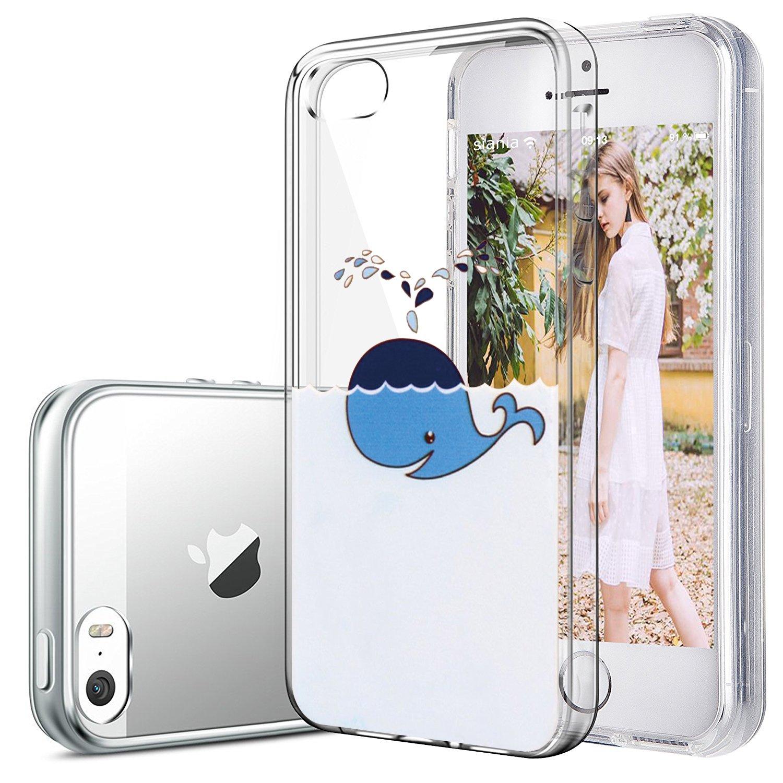 2390a1c0cd4 Accesorios de móviles y telefonía Móvil Suave Flexible Silicona  Transparente Ultra Slim TPU Fina antigolpes diseño ...