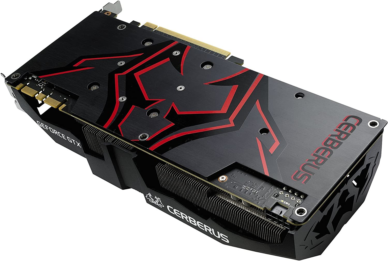 ASUS CERBERUS-GTX1070TI-A8G GeForce GTX 1070 Ti 8 Go GDDR5 GeForce GTX 1070 Ti, 8 Go, GDDR5, 256 bit, 7680 x 4320 Pixels, PCI Express 3.0 Cartes Graphiques