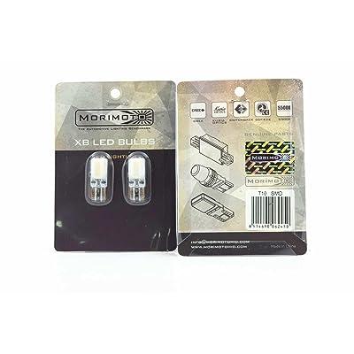 Morimoto XB LED Bulbs: T10/194: (White): Automotive