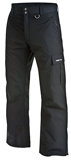 a1536ee9861 Amazon.com   Arctix Men s Premium Snowboard Cargo Pants   Clothing