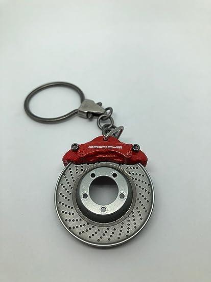 Porsche llavero freno rojo wap050 3020e: Amazon.es: Coche y moto