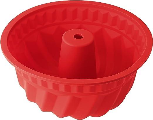 Dr. Oetker Flexxibel Hornear Redondo Platinum Rojo resiste-40ºC a ...