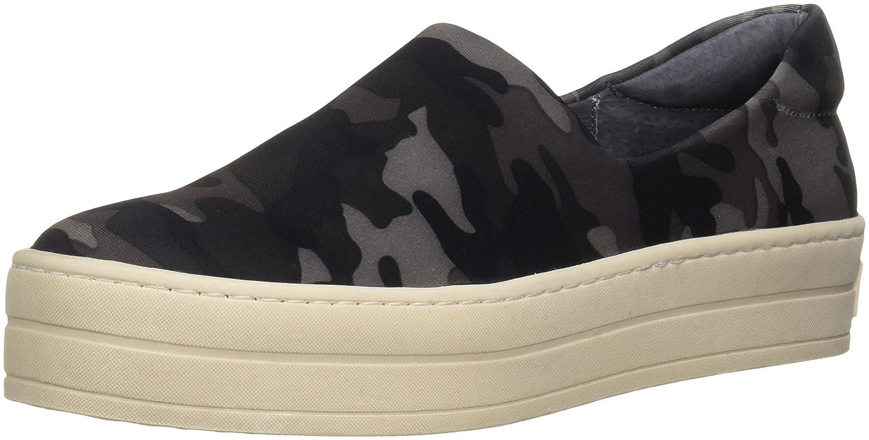 J Slides Women's Harlow Sneaker B0778XRS4W 6 B(M) US Black