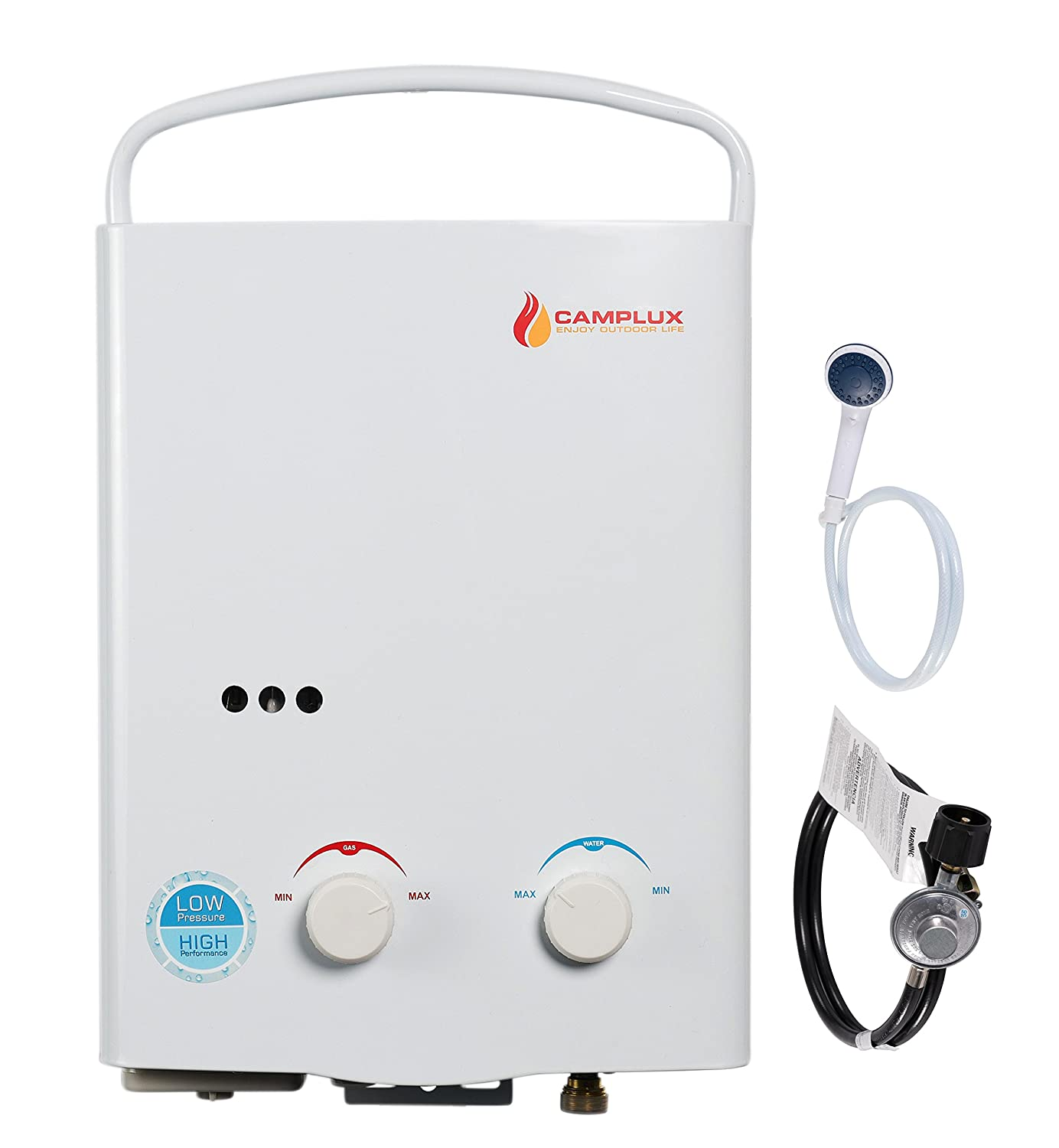 Top 5 Best Tankless Natural Gas Water Heaters 2018 2019 On