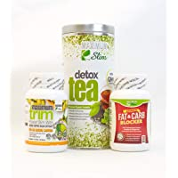 Everything That You Need to Kick Start Your weightloss Goal. Detox Kit Also Contain...