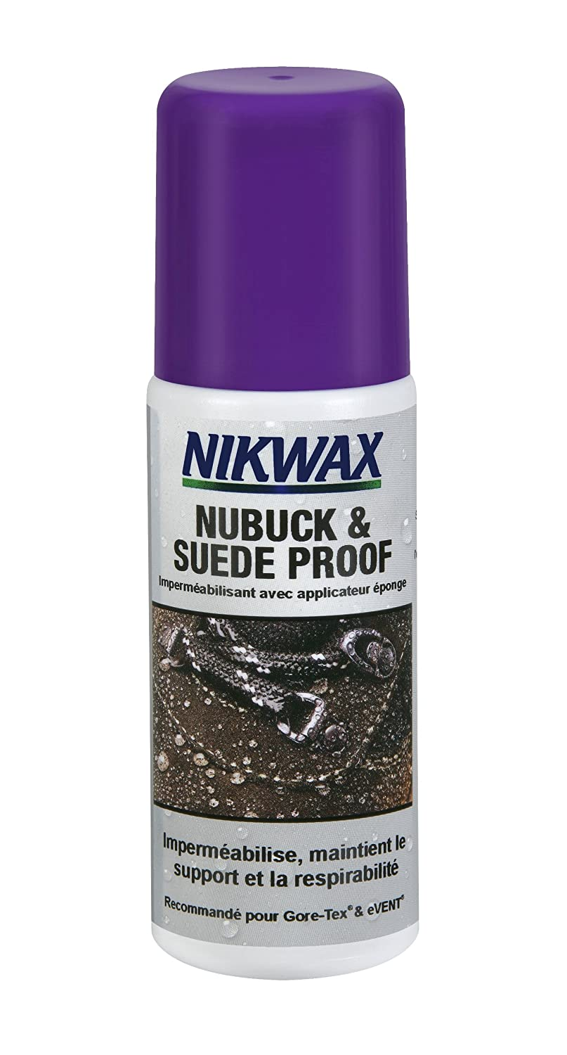Nikwax Nubuck and Suede Proof Sponge-on, 125ml Nixwax 771