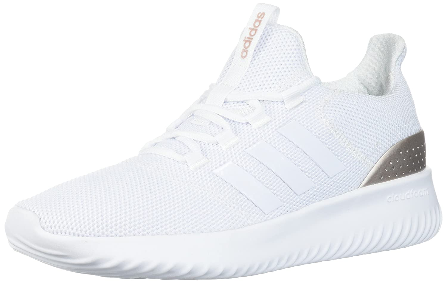adidas Women's Cloudfoam Ultimate Running US|White/White/Grey Shoe B0716XGBW3 6 B(M) US|White/White/Grey Running Three 0ab8a4