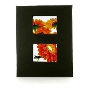 Kiera Grace Photo Album, 4  x 6 , Black