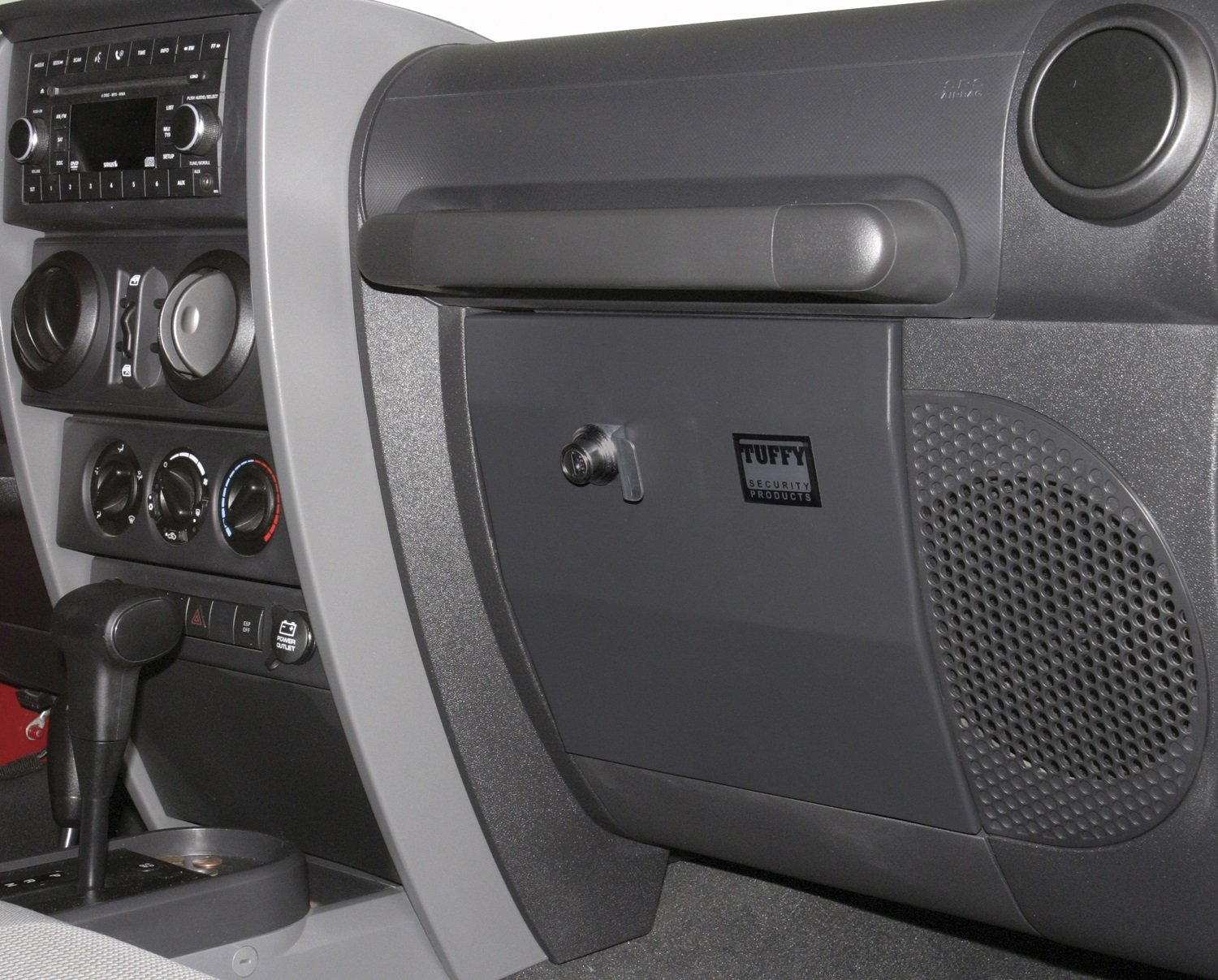 Tuffy 149-08 Glove Box