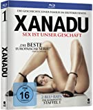 Xanadu - Staffel 1 (Limited Edition, Digipack in schicker O-Card) [2 Blu-rays] [Import anglais]
