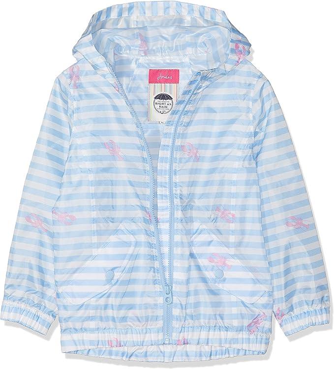 Joules Girls Skye Raincoat