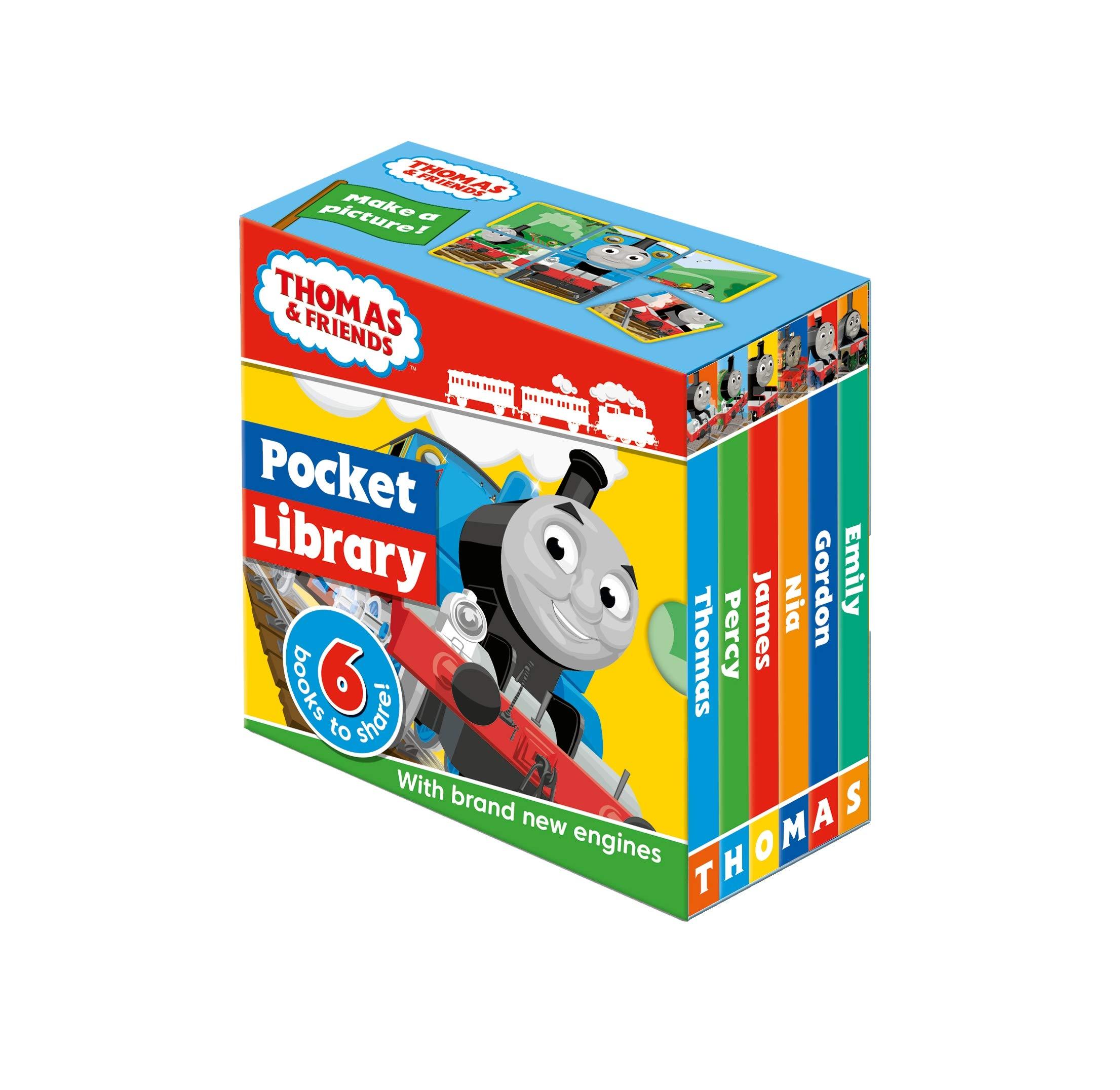Thomas & Friends: Pocket Library: Amazon.es: Egmont Publishing UK: Libros en idiomas extranjeros