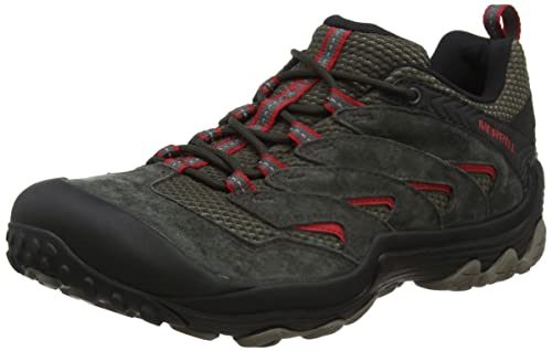 Merrell Cham 7 Limit Waterproof, Zapatillas de Senderismo para Hombre: Amazon.es: Zapatos y complementos