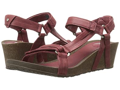 e343893134f7 Image Unavailable. Image not available for. Colour  Teva Women s W Ysidro  Universal Wedge Sandal ...
