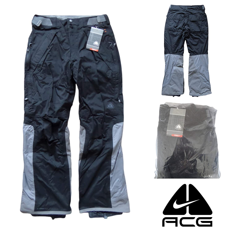 Nike ACG Ski Pants Herren Hosen BlackGrey Storm Fit V 5