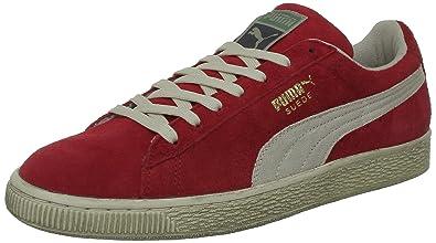 nouveau produit 79a69 20084 Puma Suede Classic Vntg2, Sneaker Homme, Bleu - Rouge ...
