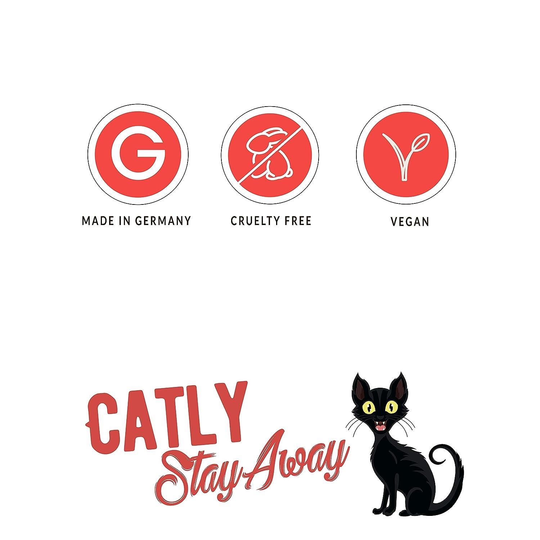 Repelente para Gatos CATLY | Aerosol para Gatos 100% Natural | Mantenga a los Gatos Alejados del Jardín u Objetos Preciosos en el Hogar|: Amazon.es: ...