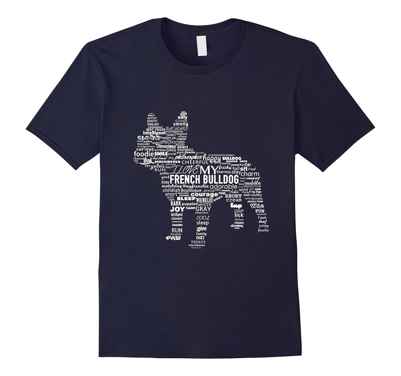 French Bulldog Describe My Frenchie-Tovacu