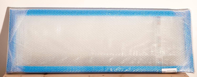 110 x 70 cm ESG-Sicherheitsglas geschliffene Kanten transparent in verschiedenen Gr/ö/ßen und St/ärken zur Auswahl farblos Glasplatte