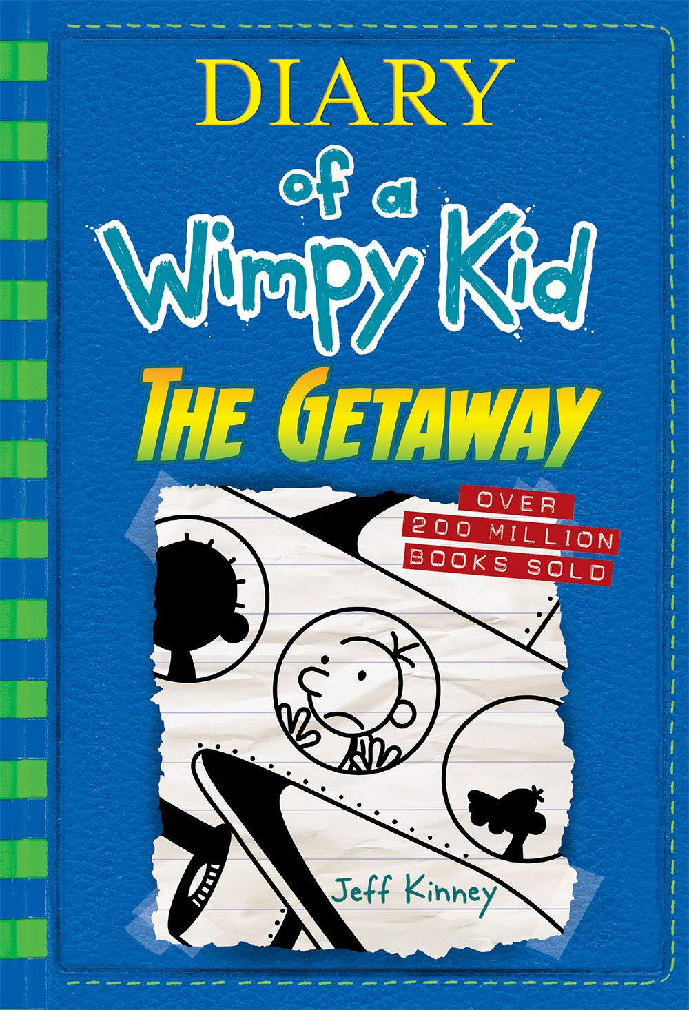 diary of a wimpy kid series order