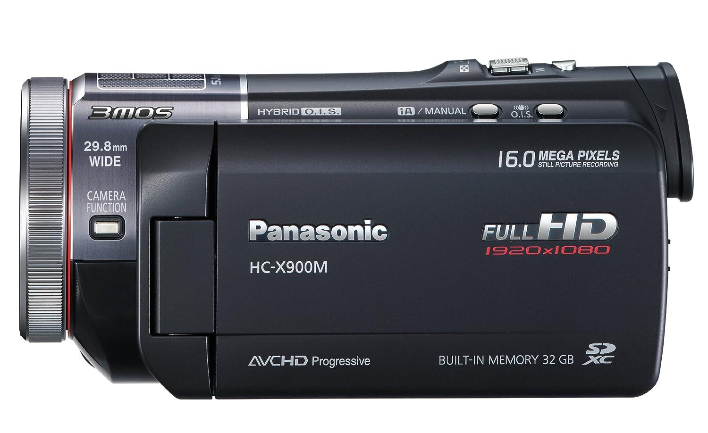 Panasonic hc x900m инструкция
