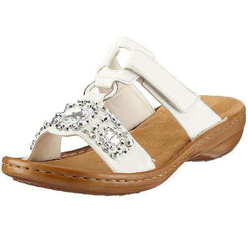Damen Schuhe Bianco Damen Schuhe Rieker Rieker Bianco Rieker