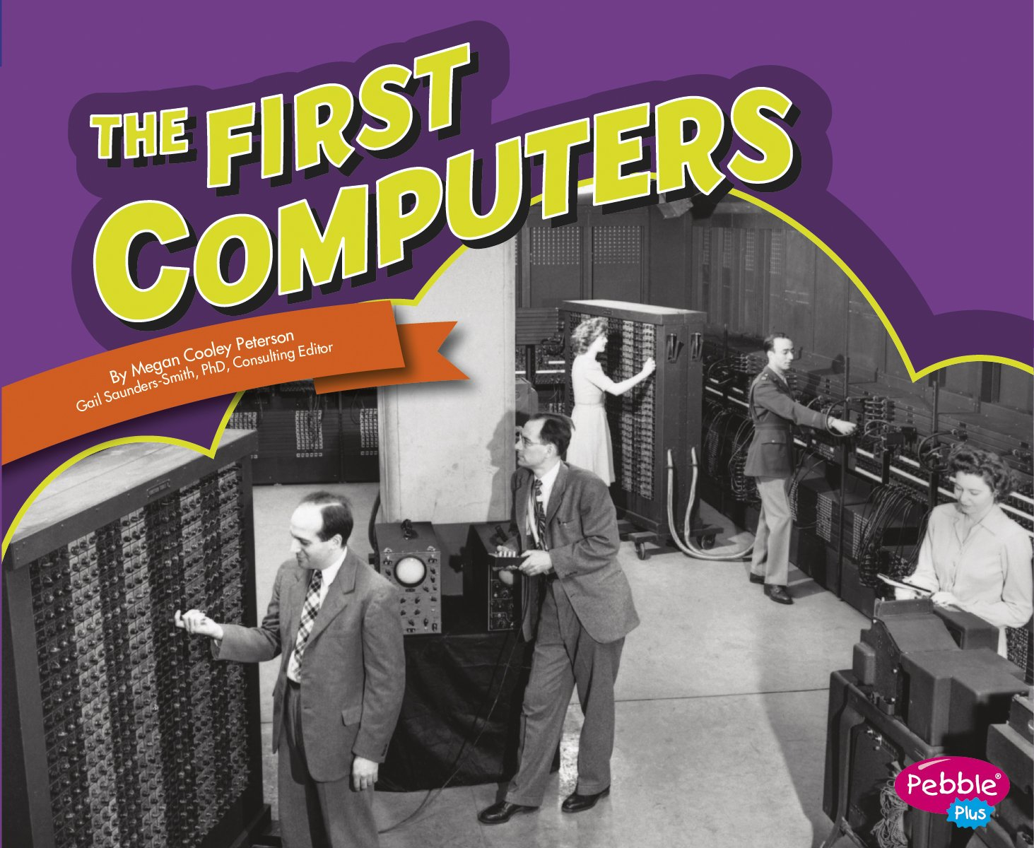 The First Computers (Famous Firsts) pdf epub