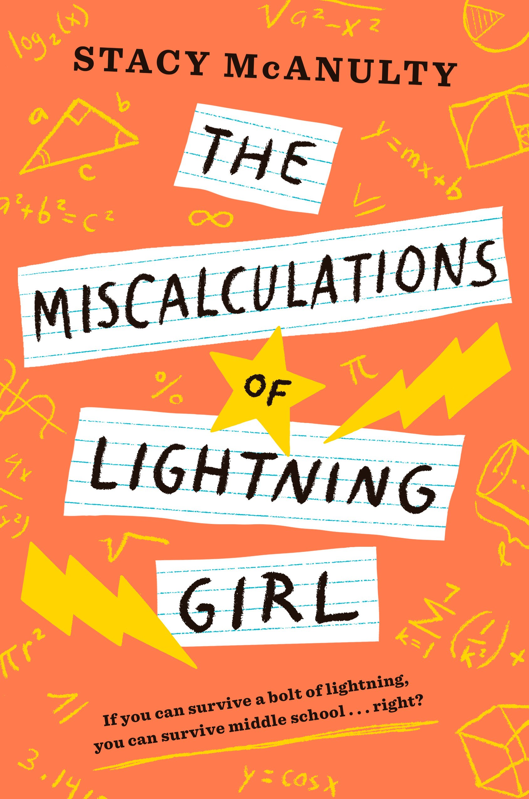 Image result for the miscalculations of lightning girl