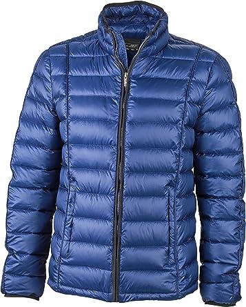 James & Nicholson Men's Daunenjacke Quilted Down Jacket