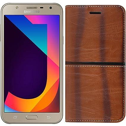 best website 49d33 c9b70 Roxel Samsung Galaxy J7 NXt Rich Boss Leather Flip: Amazon.in ...