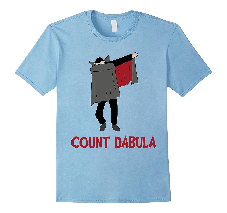 cfd6af78 Count Dabula, Dracula Halloween Dabbing Funny T-Shirt Tee-ANZ ...