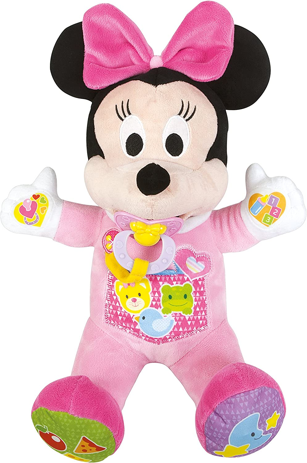 Peluche parlante Disney Minnie en promotion