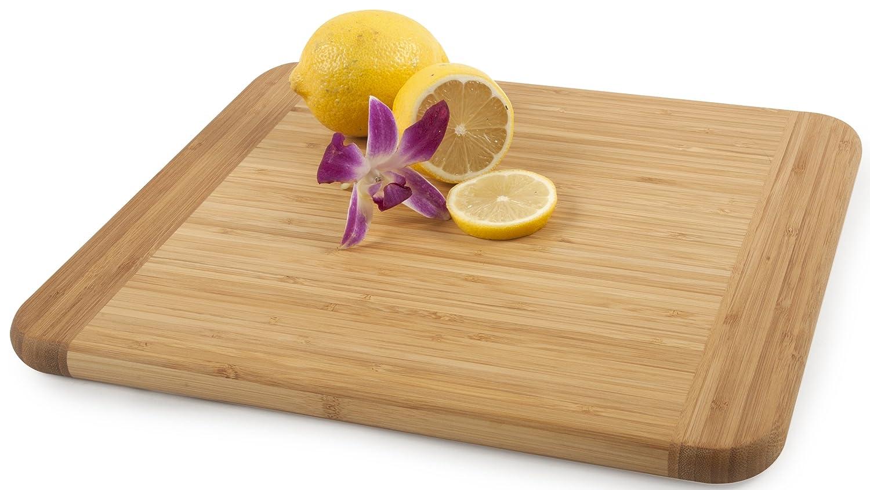 Magnolia de bambú Core Collection tabla de cortar: Amazon.es ...