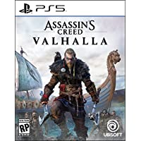 Assassin's Creed Valhalla PlayStation 5 Standard…